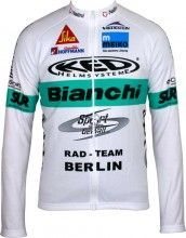 BIANCHI BERLIN 2017 Limited Edition Langarm-Trikot - Nalini Radsport-Profi-Team