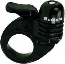 Bianchi Fahrradklingel schwarz