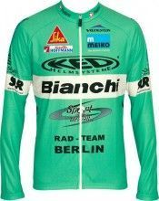 BIANCHI BERLIN 2017 Langarm-Trikot - Nalini Radsport-Profi-Team