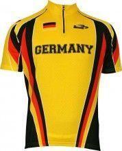 Biemme National Radsport-Kurzarmtrikot Germany