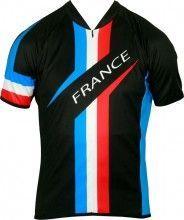 Biemme National New Radsport-Kurzarmtrikot Frankreich