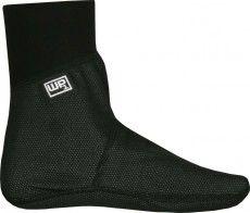 Biemme - Radsport-Windschutz-Socken  WP1 schwarz