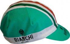 Bianchi Milano NEON - Renncap celeste (E17-4300)