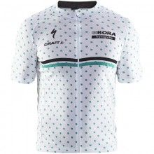 BORA-hansgrohe 2017 training edition Radtrikot 1