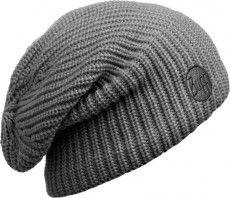 Buff Mütze Knitted & Polar Hat Drip graphite 1