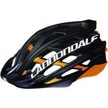Cannondale CYPHER MTB Fahrradhelm schwarz orange 1