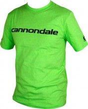 Cannondale CASUAL TEE T-Shirt gruen 1