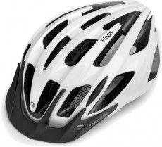 Carrera Radsporthelm HOOK weiss 1