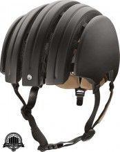 Carrera Fahrradhelm FOLDABLE Premium Helmet schwarz matt