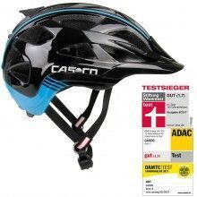 Casco ACTIV 2 Fahrradhelm schwarz blau 1