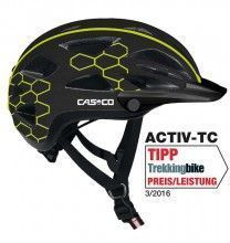 Casco Activ TC Fahrradhelm black techno 1