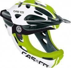 Casco VIPER MX Fahrradhelm (ohne Kinnbügel) grün