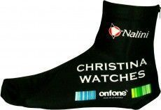 CHRISTINA WATCHES - ONFONE 2013 Nalini Radsport-Profi-Team - Lycra-Zeitfahr-Überschuh