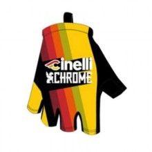 Team Cinelli Chrome 2017 Fahrradhandschuh kurzfinger 1