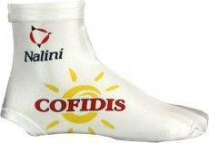 Cofidis 2011 Nalini Radsport-Profi-Team - Radsport-Lycra-Zeitfahr-Überschuh
