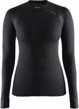 Craft Active Extreme 2.0 Damen Langarm Unterhemd schwarz 1