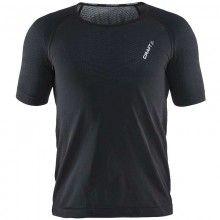 Craft COOL INTENSITY kurzarm Unterhemd schwarz 1