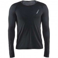 Craft COOL INTENSITY langarm Unterhemd schwarz 1
