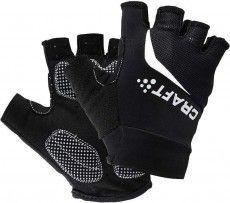 Craft Damen-Kurzfingerhandschuh Classic Glove schwarz 1