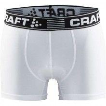 Craft Greatness Bike Boxer Unterhose weiss 1