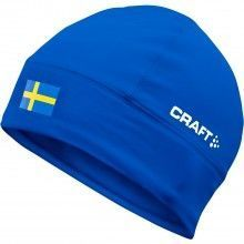 Craft Light Thermal Hat Multifunktionsmütze Schweden blau 1