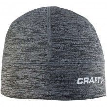 Craft Ligh Thermal Hat Multifunktionsmütze grau melange 1