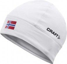 Craft M�tze Light Thermal Hat Norwegen white 1