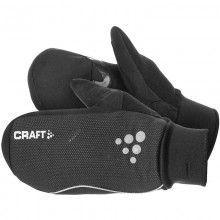 Craft TOURING MITTEN GLOVES Handschuh (Fäustling) schwarz 1