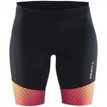 Craft VELO SHORT Radhose Damen kurz schwarz 1