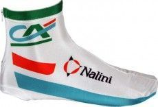 Credit Agricole 2008 Überschuh (Lycra) - Nalini Radsport-Profi-Team