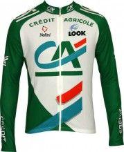 Credit Agricole 2005 Trikot (Langarmtrikot) - Nalini Radsport-Profi-Team