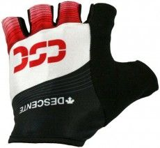 CSC 2006 Handschuh (Kurzfingerhandschuh) - Descente Radsport-Profi-Team