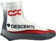 CSC 2006 Überschuh (Lycra) - Descente Radsport-Profi-Team