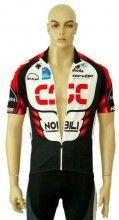 CSC 2006 Trikot (langer Reißverschluss) - Descente Profi-Team Radsportbekleidung