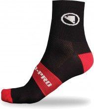 Endura 2er Pack FS260-PRO Socken schwarz (E0115BK)