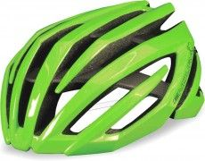 Endura AIRSHELL Fahrradhelm neongr�n + Helm-Box (E1501GV)