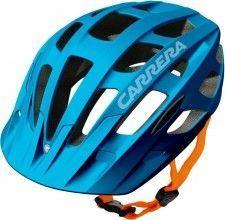 Carrera Fahrradhelm EDGE blau