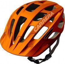 Carrera Fahrradhelm EDGE orange