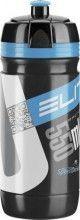 Elite Trinkflasche Corsa 550ml schwarz-blau