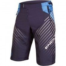 Endura MT500 Burner DH Short marineblau 1