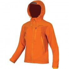 Endura MT500 Full Season Regenjacke orange 1
