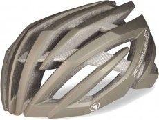 Endura Airshell Fahrrad Helm silber