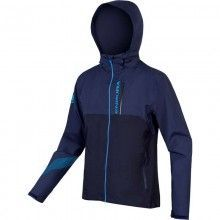 Endura Singletrack II Full Season Regenjacke marineblau 1