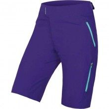 Endura WMS SINGLETRACK LITE II Damen Bike Shorts cobalt blue 1