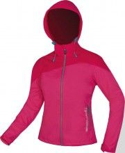 Endura WMS Singletrack Softshell Damen Jacke pink 1
