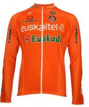 EUSKALTEL 2012 MOA Radsport-Profi-Team - Radsport-Langarmtrikot