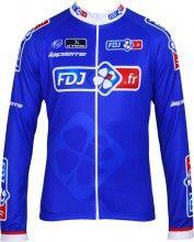 FRANCAISE DES JEUX (FDJ)-TOUR 2013 Radsport-Profi-Team - Langarmtrikot