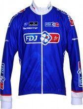 FRANCAISE DES JEUX (FDJ) 2013 Radsport-Profi-Team - Winterjacke
