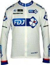 FRANCAISE DES JEUX (FDJ) 2013 Langarmtrikot - Radsport-Profi-Team