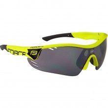 Force RACE PRO Rad Sportbrille neongelb 1